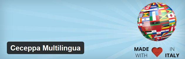 Ceceppa Multilingua WordPress translation plugin
