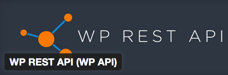 WP REST API plugin