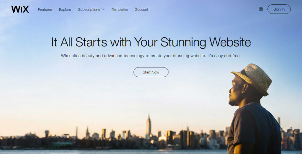Wix ADI ai powered web design