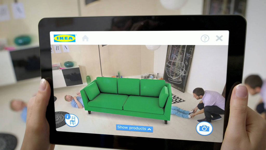 technology that will change the internet ikea place augmented reality app