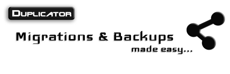 duplicator wordpress remote backup solution